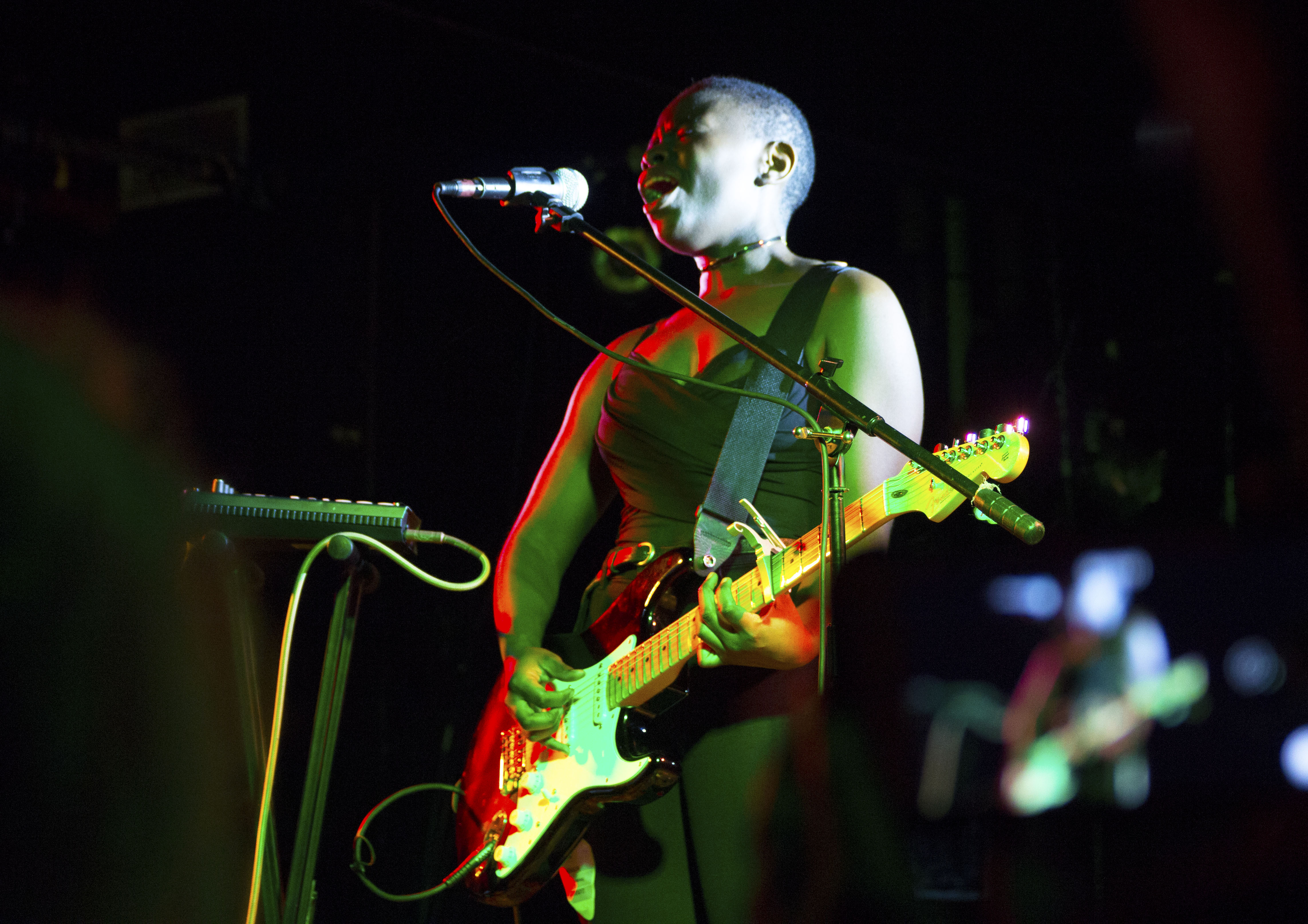 Vagabon – Photo by Tasneem Hossain