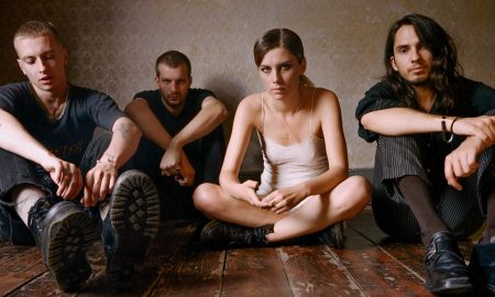 Wolf Alice - Photography by Laura Allard Fleischl