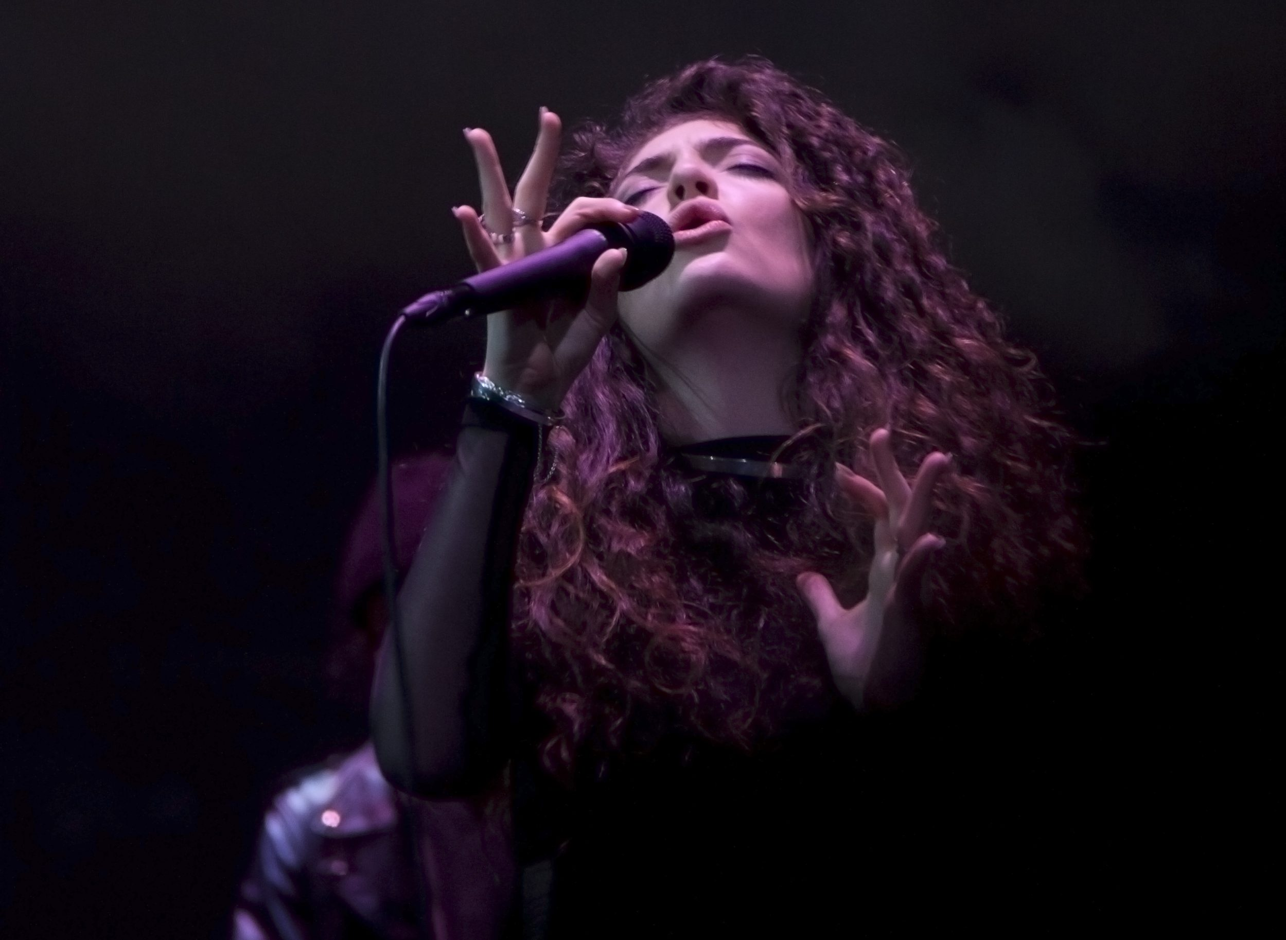 Lorde - Photo by Emma Pottinger